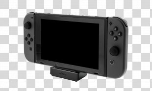 Nintendo Switch Electronic Entertainment Expo Nyko Video Game Consoles - Docking Station PNG