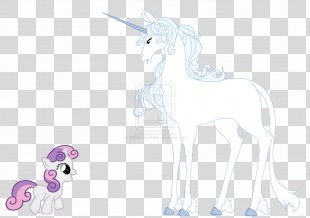Unicorn Schmendrick Amalthea Pony YouTube - Unicorn PNG
