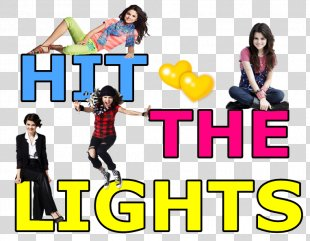 Hit The Lights (Dave Audé Club Remix) Selena Gomez & The Scene For You - Selena Gomez Talk Show PNG