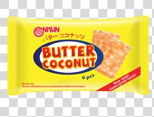 Ritz Crackers Junk Food Flavor Cuisine - Coconut Butter PNG
