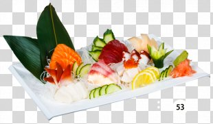California Roll Sashimi Sushi Smoked Salmon Japanese Cuisine - Sushi Sashimi PNG