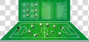Football Pitch Sport - Football Field PNG