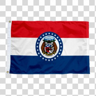 Flag Of Missouri Local Flag Of The United States CRW Flags Inc - Flag PNG