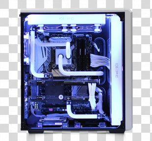Computer Cases & Housings Dell Gaming Computer Computer System Cooling Parts Personal Computer - Computer PNG