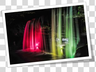 Waterfall Light Japan Photography Darkness - Waterfall Scenery PNG
