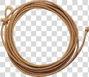 Rope Lasso Cowboy - Rope PNG