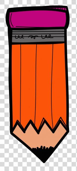 Pencil Drawing Clip Art - Creative Pencil Chart PNG