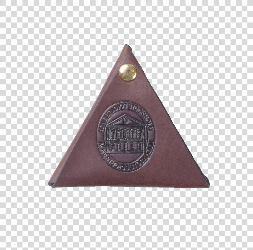 Coin Purse Wallet Handbag, Triangle Personality Purse PNG