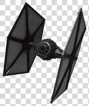 Star Wars: TIE Fighter First Order X-wing Starfighter - Tie PNG