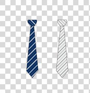 Necktie Bow Tie Black Tie - Tie PNG