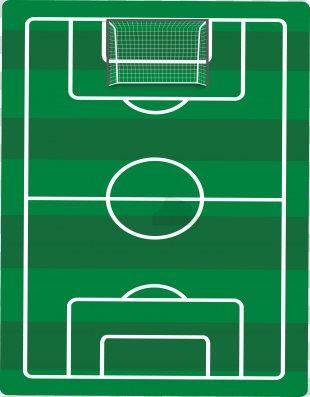 Football Pitch Stadium Athletics Field - Football Field PNG