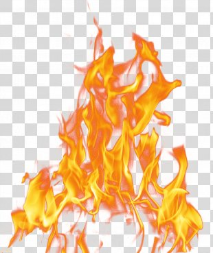 Fire Flame Light - Transparent Layered Raging Fire PNG