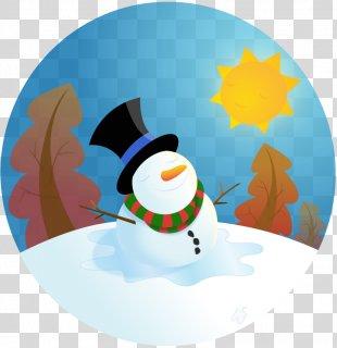 Clip Art Snowman Image Vector Graphics Openclipart - Snowman PNG