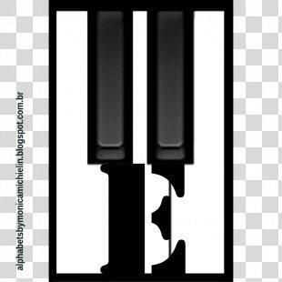 Piano Rectangle Font - Piano PNG