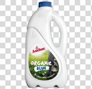 Milk New Zealand Anchor Fonterra Bottle - Milk PNG