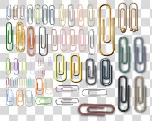Paper Clip Office Stationery Clip Art - Paper Clip PNG
