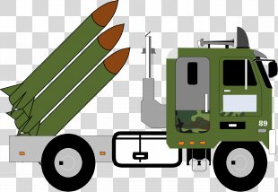 Car Missile Vehicle Nuclear Weapon Clip Art - Missile PNG