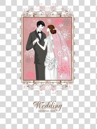 Wedding Invitation Bridegroom - Wedding Invitation Marriage For Men And Women PNG