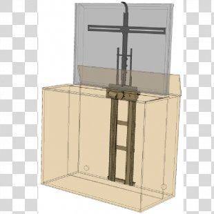 TV-Lift Television Furniture Mechanism Elevator - Tv Cabinet PNG