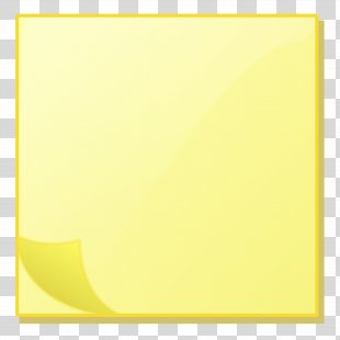 Post-it Note Paper Notepad Clip Art - Microsoft Sticky-Note Cliparts PNG