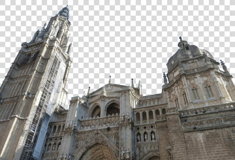 Toledo Cathedral Segovia Madrid The Burial Of The Count Of Orgaz, Cathedral Of Toledo Tourism PNG