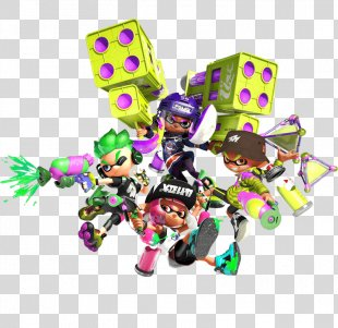 Splatoon 2 Nintendo Switch Electronic Entertainment Expo 2017 Video Game - Nintendo PNG