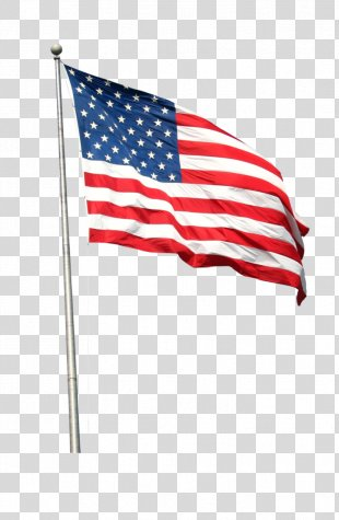 Flag Of The United States Wallpaper - American Flag PNG