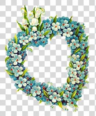 Picture Frames Flower Digital Photo Frame Digital Image - Flowers Frame PNG