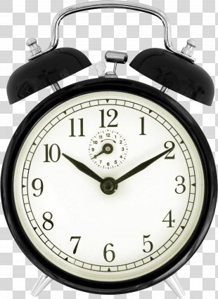 Alarm Clock Table Bedroom - Alarm Clock Image PNG