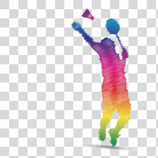 Badminton Shuttlecock Racket Ball - Badminton PNG