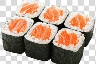 Makizushi Sushi California Roll Sake Pizza - Sushi PNG
