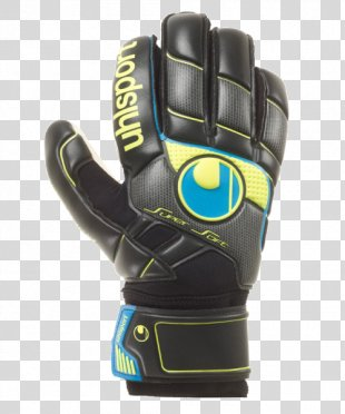 Glove Goalkeeper Uhlsport Guante De Guardameta Guanti Da Portiere - Football PNG