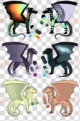 Wings Of Fire Dragon Drawing Art Illustration - Wings Of Fire Fanart PNG