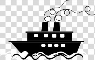 Clip Art Cruise Ship Vector Graphics Openclipart - Cruise Ship PNG