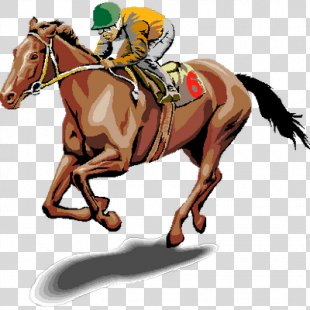 Horse Racing Belmont Stakes Gulfstream Park - Horse PNG