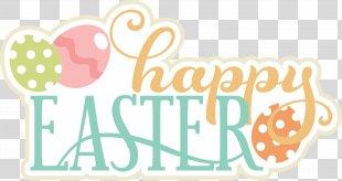 Easter Bunny Scrapbooking Resurrection Of Jesus Clip Art - Happy Easter PNG