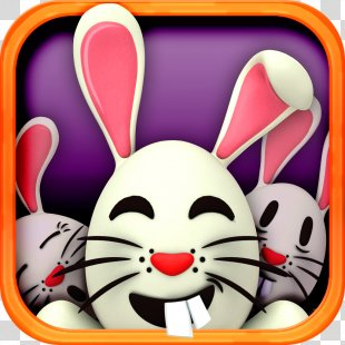 Rabbit My Dolphin Show Rocket Bunnies The Puzzle Game Blocks - Bunny Ears PNG