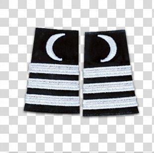 Chief Steward Chief Engineer Epaulette Brand Three Stripes - Stripes Design PNG