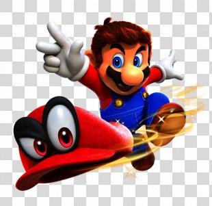 Super Mario Odyssey Super Mario Bros. Nintendo Switch Electronic Entertainment Expo 2017 - Mario Bros PNG