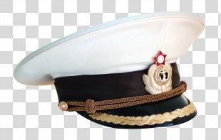 Cap - Cap Captain Navy PNG