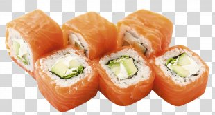 Sushi Makizushi Pizza California Roll Onigiri - Sushi PNG