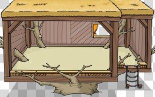 Igloo Club Penguin House Furniture - Igloo PNG