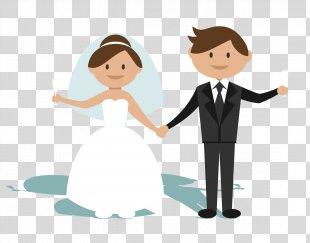 Wedding Invitation Clip Art Bridegroom Marriage - Wedding PNG