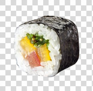 Sushi California Roll Japanese Cuisine Makizushi Pizza - Kz PNG