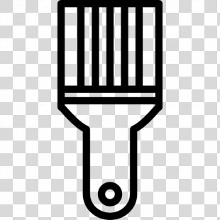 Painting Paintbrush Palette - Paintbrush Icon PNG