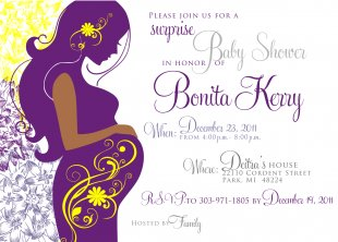 Wedding Invitation Baby Shower Paper Party Walmart - Baby Shower PNG