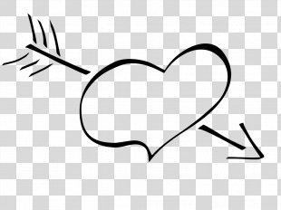 Valentine's Day Heart Document Clip Art - Valentine's Day PNG