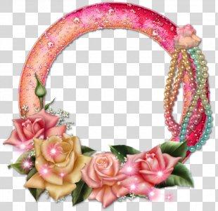 Floral Design Image Flower Picture Frames Molding - Flower PNG