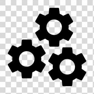 Gear Symbol - Gear PNG