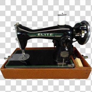 Sewing Machines Sewing Machine Needles Necchi - Sewing Machine PNG